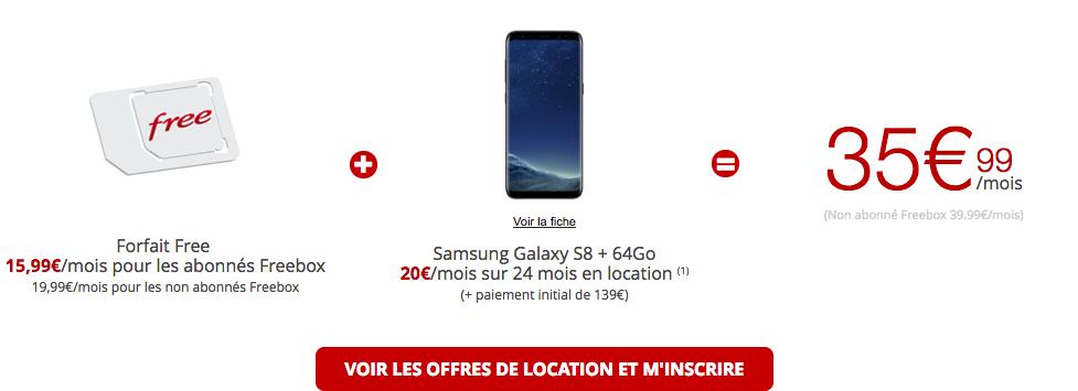 promo forfait free mobile